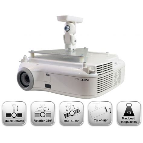 Acer H6510bd Ceiling Mount by Acer Projector Ceiling Mounts At Half Price
