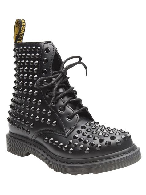 doc martin shoes for doc martin leather spiked boots boots