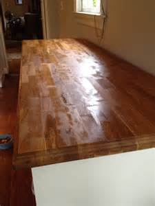 best method for treating a butcher block counter top old best method for treating a butcher block counter top old