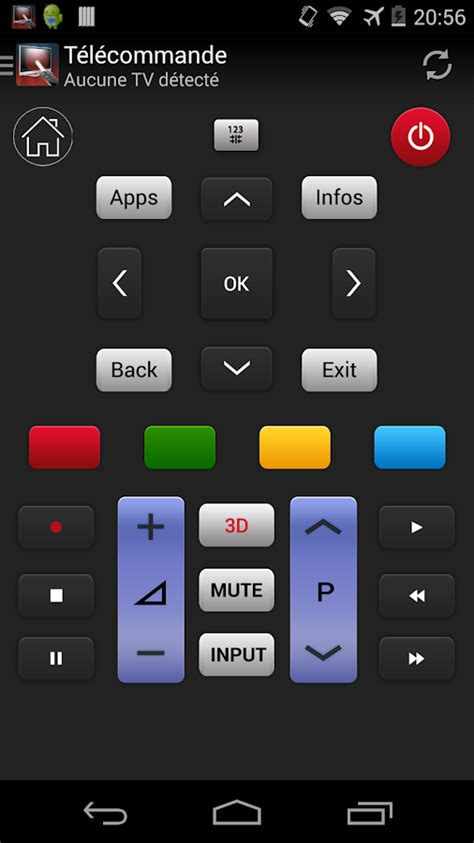 Tv Android Lg remote for lg tv android apps on play
