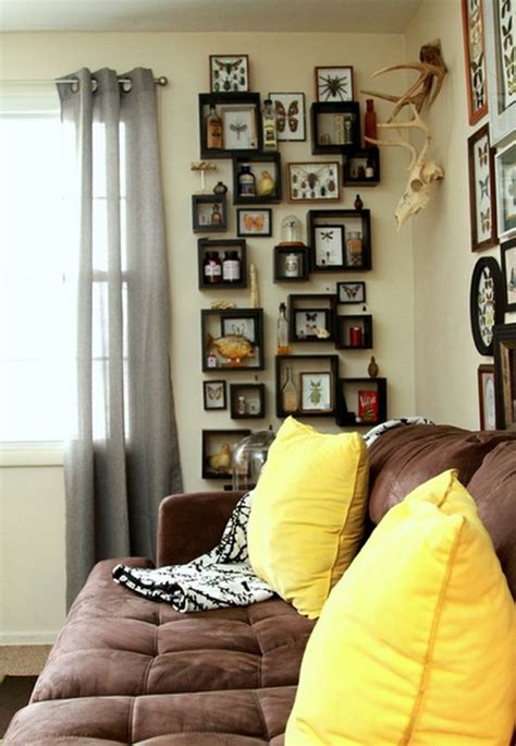 How To Decorate A Shadow Box by How To Decorate Your Home With Shadow Boxes