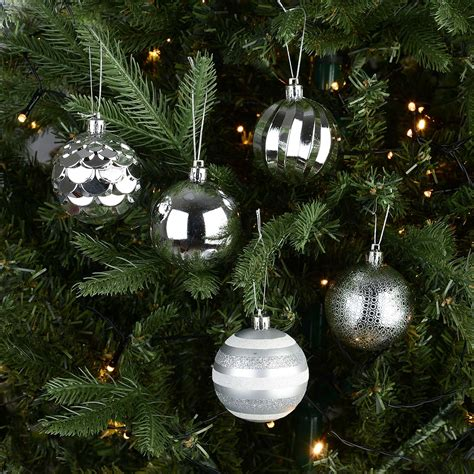 christow 20 luxury christmas tree baubles this is it