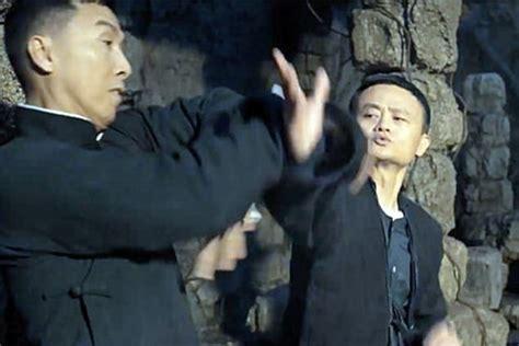film terbaru jack ma alibaba s jack ma stars in a martial arts film with jet li