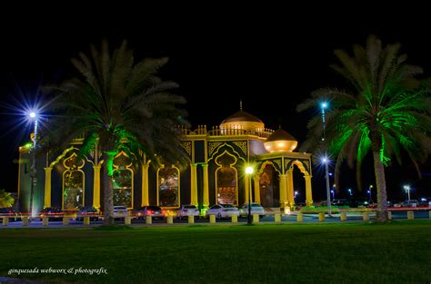 al khobar corniche nightscapes at the al khobar corniche gin quesada
