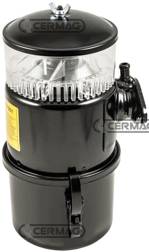 filtro a bagno d olio filtro a bagno d olio con prefiltro a ciclone cermag