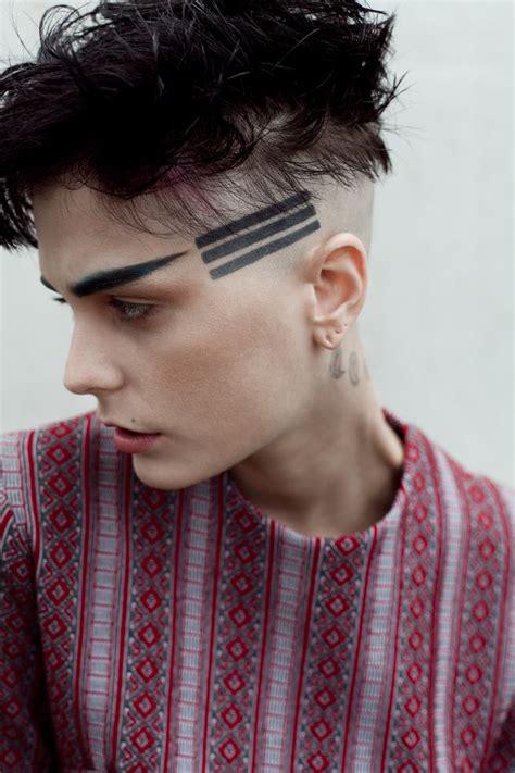 tomboy tattoo designs androgyny tomboy thom style