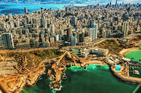 To In Beirut Ramle El Baida Beirut Beiruting Raouche Beirut Lebanon Lebanon In A Picture