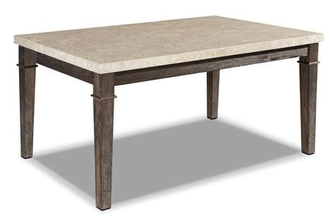Aldo Dining Table The Brick Dining Table