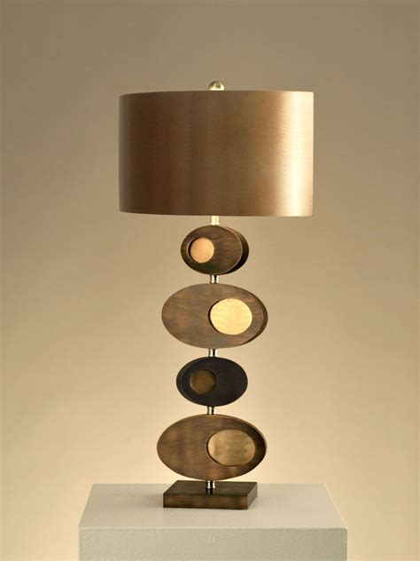 Home Interior Designs by 10 Awesome Modern Table Lamps