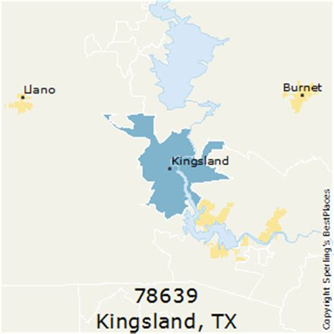 kingsland texas map best places to live in kingsland zip 78639 texas