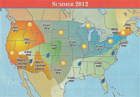 farmers almanac 2012 weather forecast wetter than normal review of farmers almanac 2011 12 winter and summer forecasts