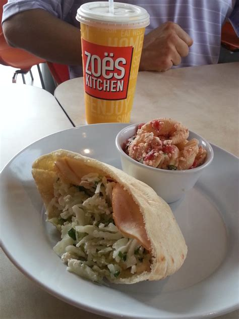 Zoes Kitchen by Fuel Your Run At Zoes Kitchen Product Reviews By The