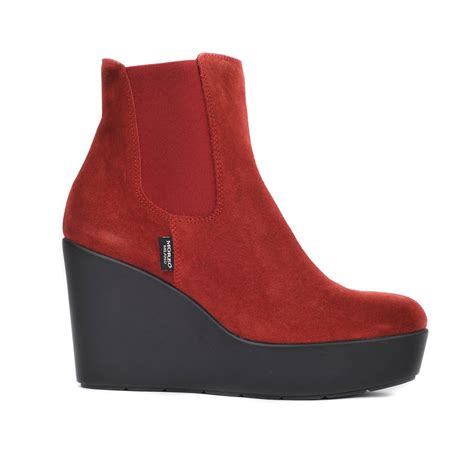 marco moreo m220 wedge ankle boot