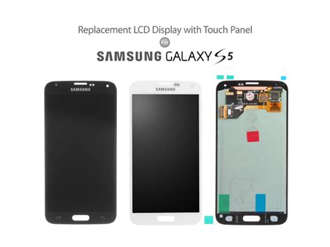 Lcd Samsung S5 samsung galaxy s5 replacement lcd display with touch panel