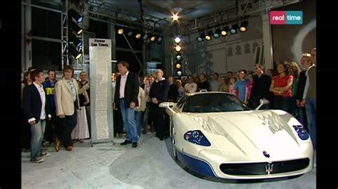 Maserati Mc12 Top Gear by Topgear Ita Maserati Mc12 4 4
