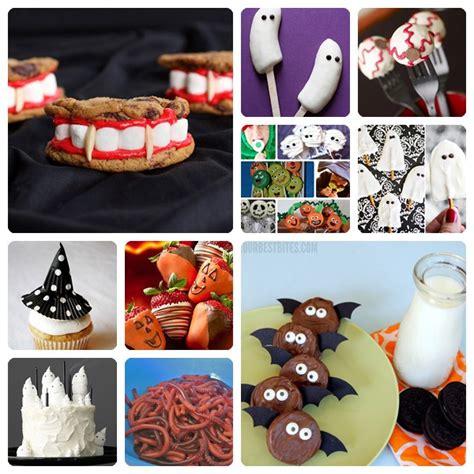 Dulce Infantil Halloween En Infantil | 10 recetas dulces para halloween pequeocio