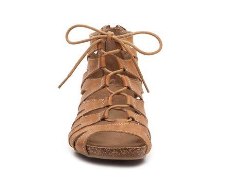 cognac gladiator sandals earth origins harley womens cognac leather gladiator zip