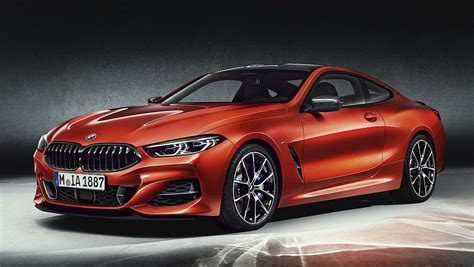 new bmw 2018 8 series bmw 8 series coupe 2018 revealed car news carsguide
