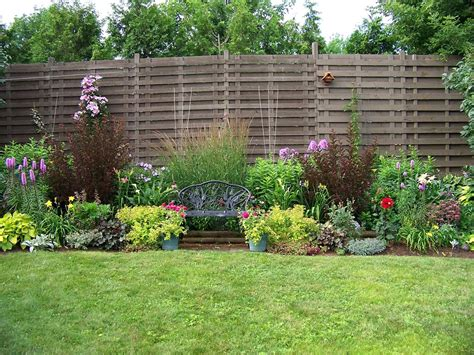 ideas garden ideas and outdoor living backyard landscape front yard landscaping ideas with fence the garden
