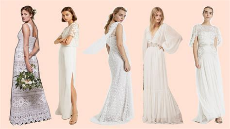 The Best High Street Wedding Dresses In Your Favourite