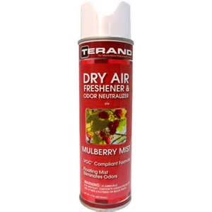 Air Freshener Neutralizer Terand Air Freshener Odor Neutralizer Mulberry Mist