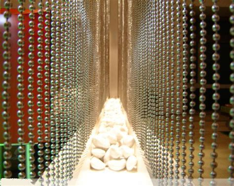 chain curtain metal ball curtain ball chain curtain metal beaded curtain