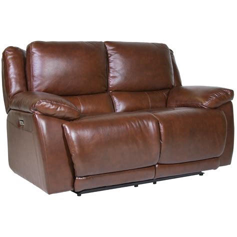 futura leather reclining futura leather curtis power reclining loveseat homeworld