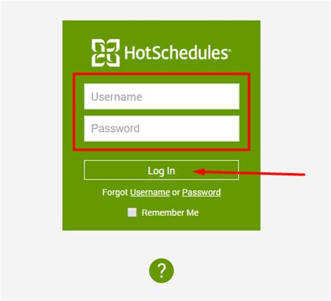 hot schedule hotschedules login how to guide techonloop