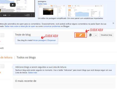 layout blog como fazer tecnotudo como criar um blog gratis