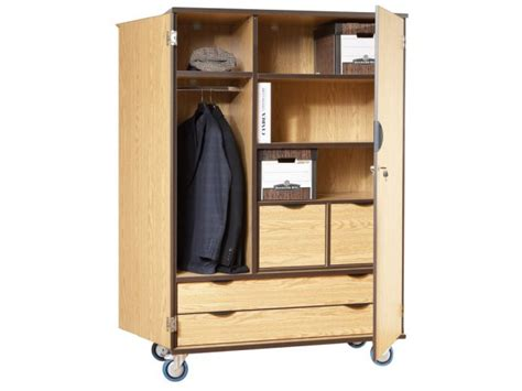 mobile storage cabinet w doors 4 shelves 2 drawers lms