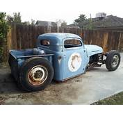 Buy Used 1949 Ford F3 Rat Rod Custom Truck Straight 6 Hot