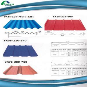 span roofing supplies philippines china construction roofing materials steel plate metal