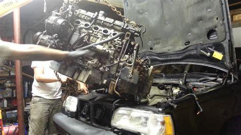 volvo  turbo   engine pull youtube