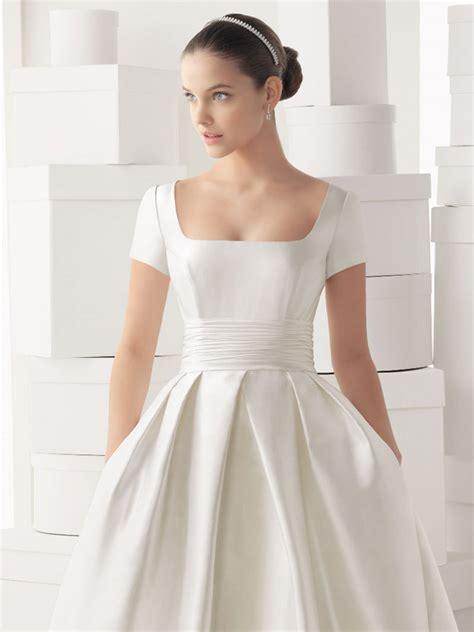 Hochzeitskleid Knöchellang by Mashawiwi