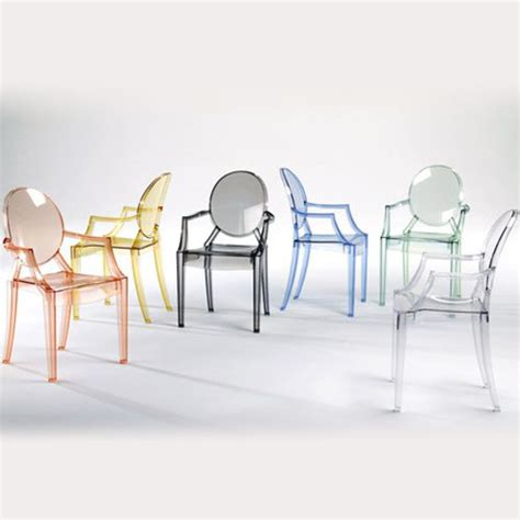 chaise louis ghost louis ghost 10th anniversary meubles pour ta maison