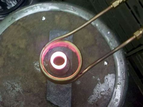 diy induction heater how to 30 kw induction heater make