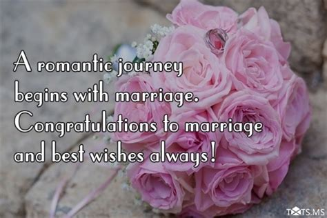 Wedding Congratulation Wishes Quotes by Congratulations Wishes For Marriage Quotes Messages