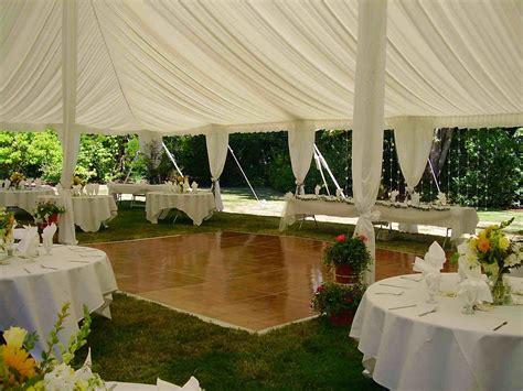 outdoor tent wedding reception ideas siudy net