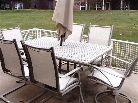 sling replacements for patio furniture in alabama using our montego outdoor fabric