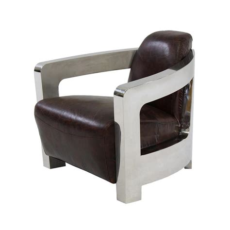Accent Chair With Brown Leather Sofa by Aviator Brown Leather Accent Chair El Dorado Furniture