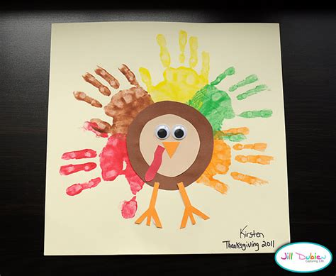 thanksgiving craft project be different act normal turkey crafts for