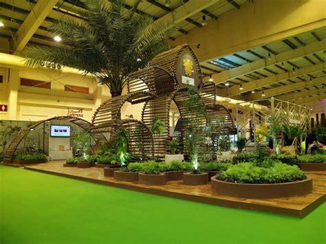 idea design bahrain international garden show garden show exhibition stand