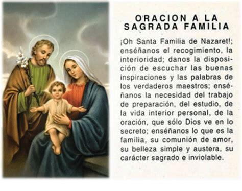 imagenes de la familia santa oracion para curar el alcoholismo
