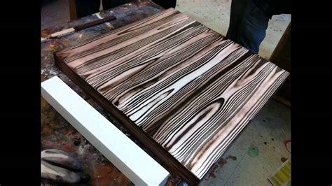 faux paint wood grain rosewood wood grain faux finish