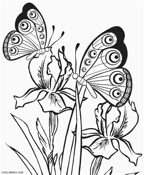 coloring book page butterfly printable butterfly coloring pages for kids cool2bkids