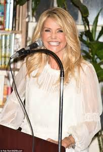youthful looking 56 year olds christie brinkley 61 tells fans the secret to looking