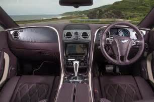 Bentley Coupe Interior 2015 Bentley Continental Gt Speed Around The Block