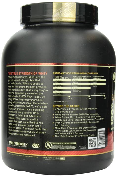 Whey Protein Gold Standard lose weight fast in 5 simple steps optimum nutrition whey gold standard
