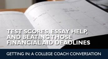 Usfca Mba Deadline by How To Start Your College List College Coach