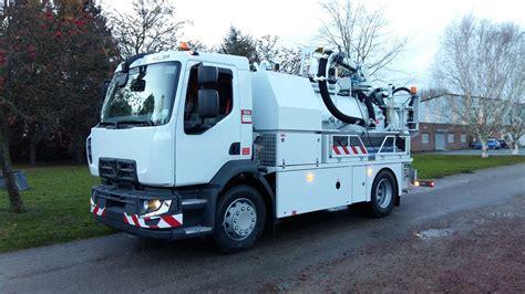 Camion hydrocureur classique 18 T